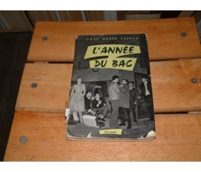 İLKSAHAF&L'ANNEE DU BAC-JOSE ANDRE LACOUR