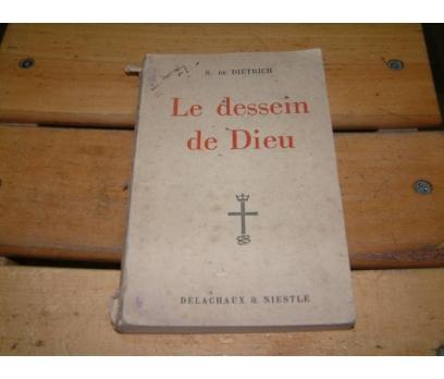 İLKSAHAF&LE DESSEIN DE DIEU-S.DE DIETRICH