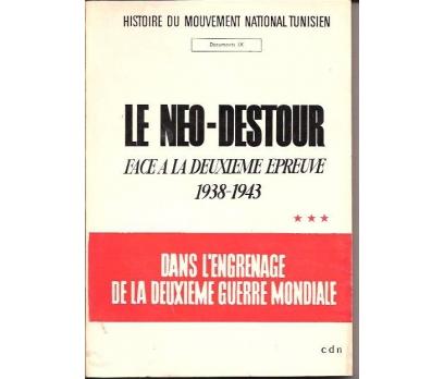 İLKSAHAF&LE NEO-DESTOUR-EACE A LA DEUXIEME EPREU