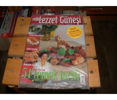 İLKSAHAF&LEZZET GÜNEŞİ EYLÜL 2003-SAYI 12