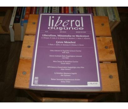 İLKSAHAF&LİBERAL DÜŞÜNCE-SAYI 30-31 BAHAR YAZ