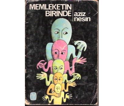 İLKSAHAF&MEMLEKETİN BİRİNDE-AZİZ NESİN-1974