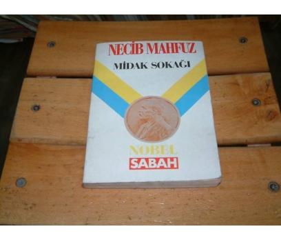 İLKSAHAF&MİDAK SOKAĞI-NECİB MAHFUZ