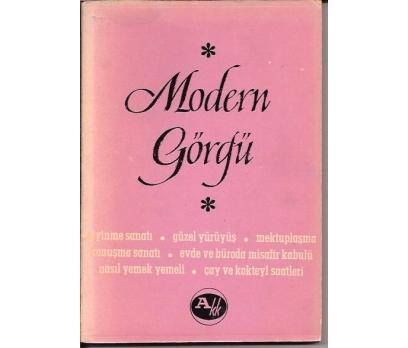 İLKSAHAF&MODERN GÖRGÜ-MAHMUT GARAN-1966