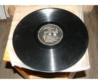 İLKSAHAF&MODERN TALKİNG-IN THE MIDDLE-LP ÇİL