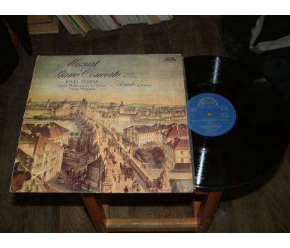 İLKSAHAF&MOZART PIANO CONCERTO-LP PLAK