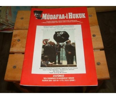 İLKSAHAF&MÜDAFAA-İ HUKUK DERGİSİ-SAYI 94