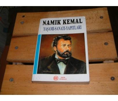İLKSAHAF&NAMIK KEMAL-YAŞAMI SANATI YAPITLARI