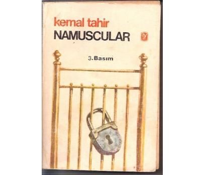 İLKSAHAF&NAMUSCULAR-KEMAL TAHİR-1981
