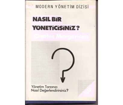 İLKSAHAF&NASIL BİR YÖNETİCİSİNİZ-CHARLES MARGERI