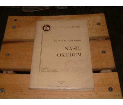 İLKSAHAF&NASIL OKUDUM-TEVFİK SAĞLAM
