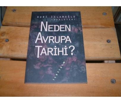 İLKSAHAF&NEDEN AVRUPA TARİHİ-HURİ İSLAMOĞLU