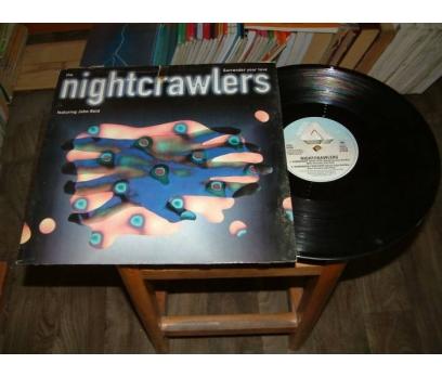 İLKSAHAF&NIGHTCRAWLERS-LP PLAK