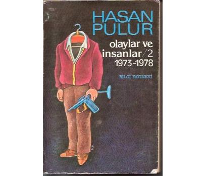İLKSAHAF&OLAYLAR VE İNSANLAR/2 1973-1978-HASAN