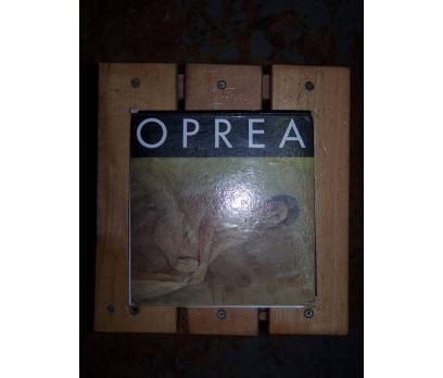 İLKSAHAF&OPREA-1995-SERGİ KATOLOĞU-YAĞLI BOYA