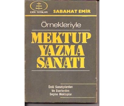 İLKSAHAF&ÖRNEKLERİYLE MEKTUP YAZMA SANATI-SABAHA