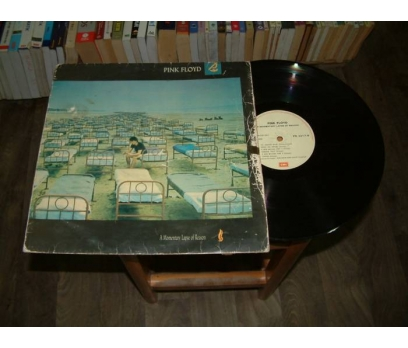 İLKSAHAF&PINK FLOYD-A MOMENTARY LAPSE OF REAS-LP