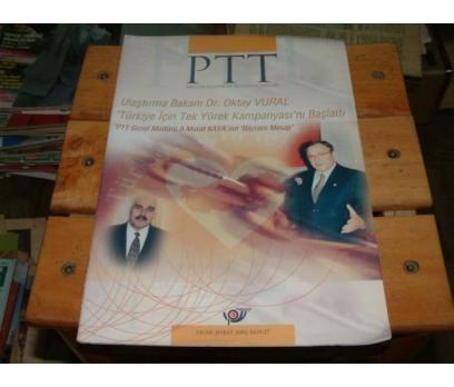İLKSAHAF&PTT DERGİSİ-SAYI 27