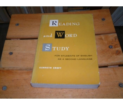 İLKSAHAF&READING AND WORD STUDY