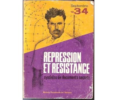 İLKSAHAF&REPRESSION ET RESISTANCE-SEPTEMBRE 1934