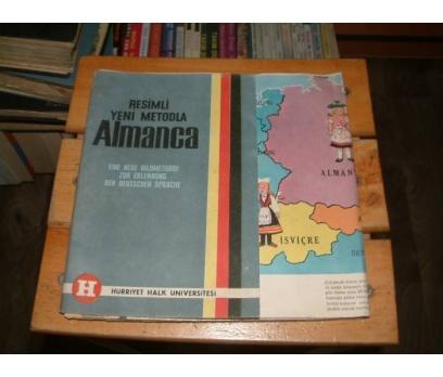 İLKSAHAF&RESİMLİ YENİ METODLA ALMANCA