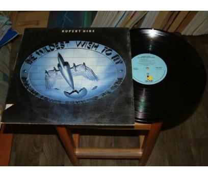 İLKSAHAF&RUPERT HINE-THE WILDEST WISH TO FLY-LP