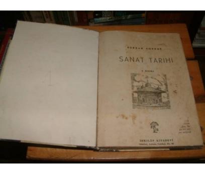 İLKSAHAF&SANAT TARİHİ-BURHAN TOPRAK-4.BASKI