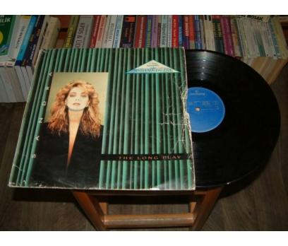 İLKSAHAF&SANDRA-THE LONG PLAY-LP PLAK