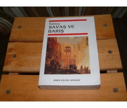 İLKSAHAF&SAVAŞ VE BARIŞ-CİLT 2-TOLSTOY