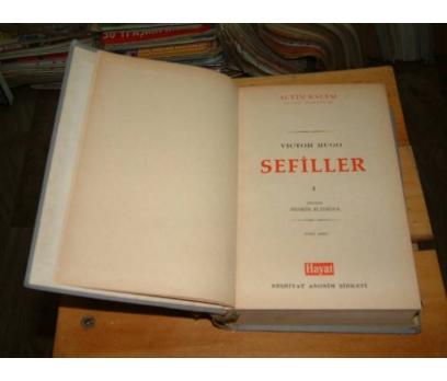 İLKSAHAF&SEFİLLER-CİLT 1-VICTOR HUGO