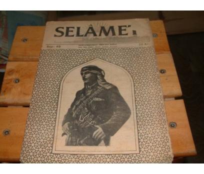 İLKSAHAF&SELAMET DERGİSİ-SAYI 49
