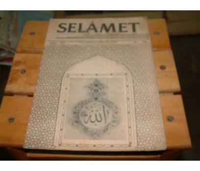 İLKSAHAF&SELAMET DERGİSİ-SAYI 57