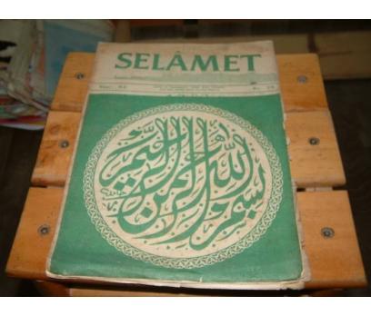 İLKSAHAF&SELAMET DERGİSİ-SAYI 63