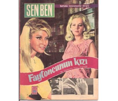İLKSAHAF&SEN BEN HAFTALIK FOTOROMAN DERGİSİ-19