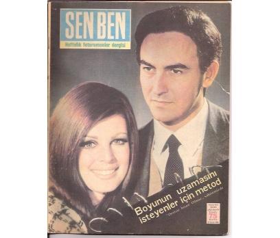 İLKSAHAF&SEN BEN HAFTALIK FOTOROMAN DERGİSİ-55