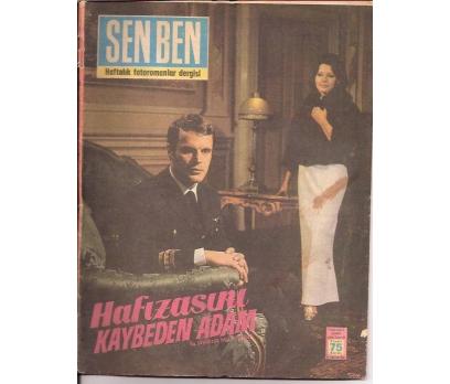 İLKSAHAF&SEN BEN HAFTALIK FOTOROMAN DERGİSİ-62