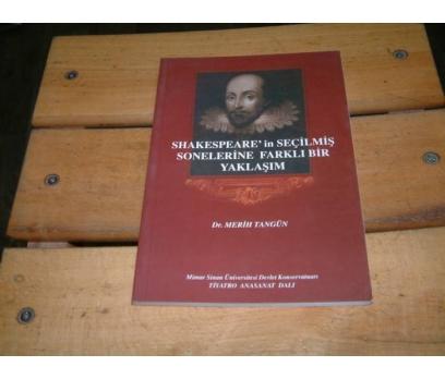 İLKSAHAF&SHAKESPEARE'İN SEÇİLMİŞ SONELERİNE F
