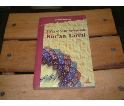 İLKSAHAF&ŞİA'DA VE SÜNNİ KAYNAKLARDA KUR' 1