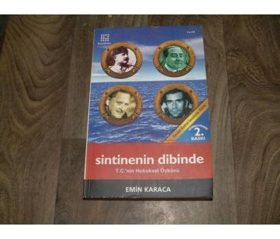 İLKSAHAF&SİNTİNENİN DİBİNDE-EMİN KARACA