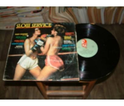 İLKSAHAF&SLOW SERVICE-LP PLAK