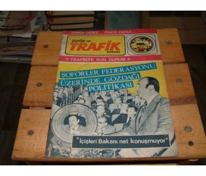 İLKSAHAF&ŞÖFÖR VE TRAFİK DERGİSİ-SAYI 251