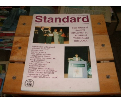 İLKSAHAF&STANDARD-SAYI 405 1