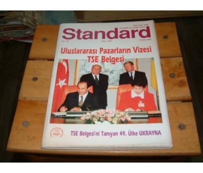 İLKSAHAF&STANDARD-SAYI 420