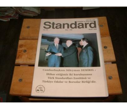 İLKSAHAF&STANDARD-SAYI 436