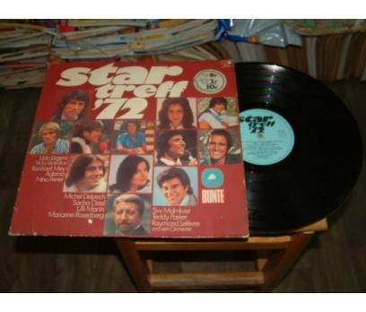 İLKSAHAF&STAR TREFF 72-LP PLAK