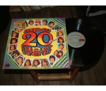 İLKSAHAF&SUPER 20-SUPER NEU-LP PLAK