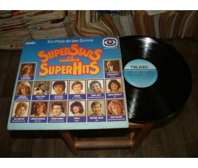 İLKSAHAF&SUPERSTARS UND IHRE SUPERHITS-LP PLAK