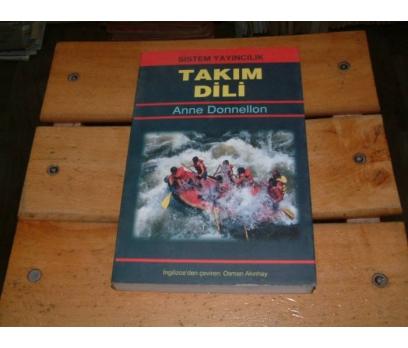 İLKSAHAF&TAKIM DİLİ-ANNE DONNELLON 1