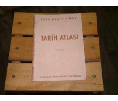 İLKSAHAF&TARİH ATLASI-FAİK REŞİT UNAT