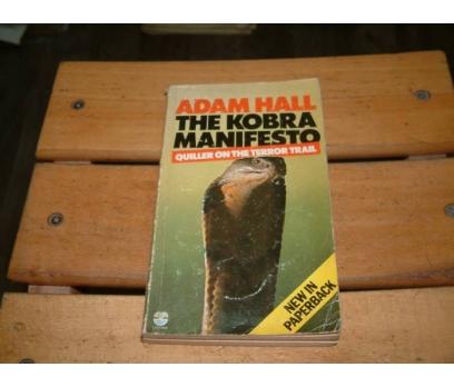 İLKSAHAF&THE KOBRA MANIFESTO-ADAM HALL